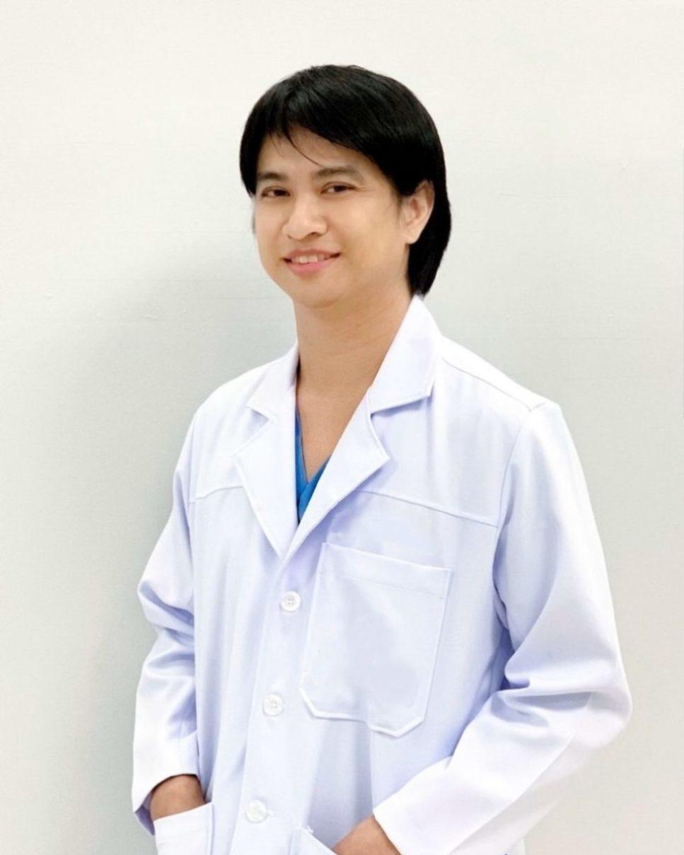 อาจารย์วิสัญญีแพทย์เฉพาะทางผศ.นพ.สุดสยาม มานุวงศ์